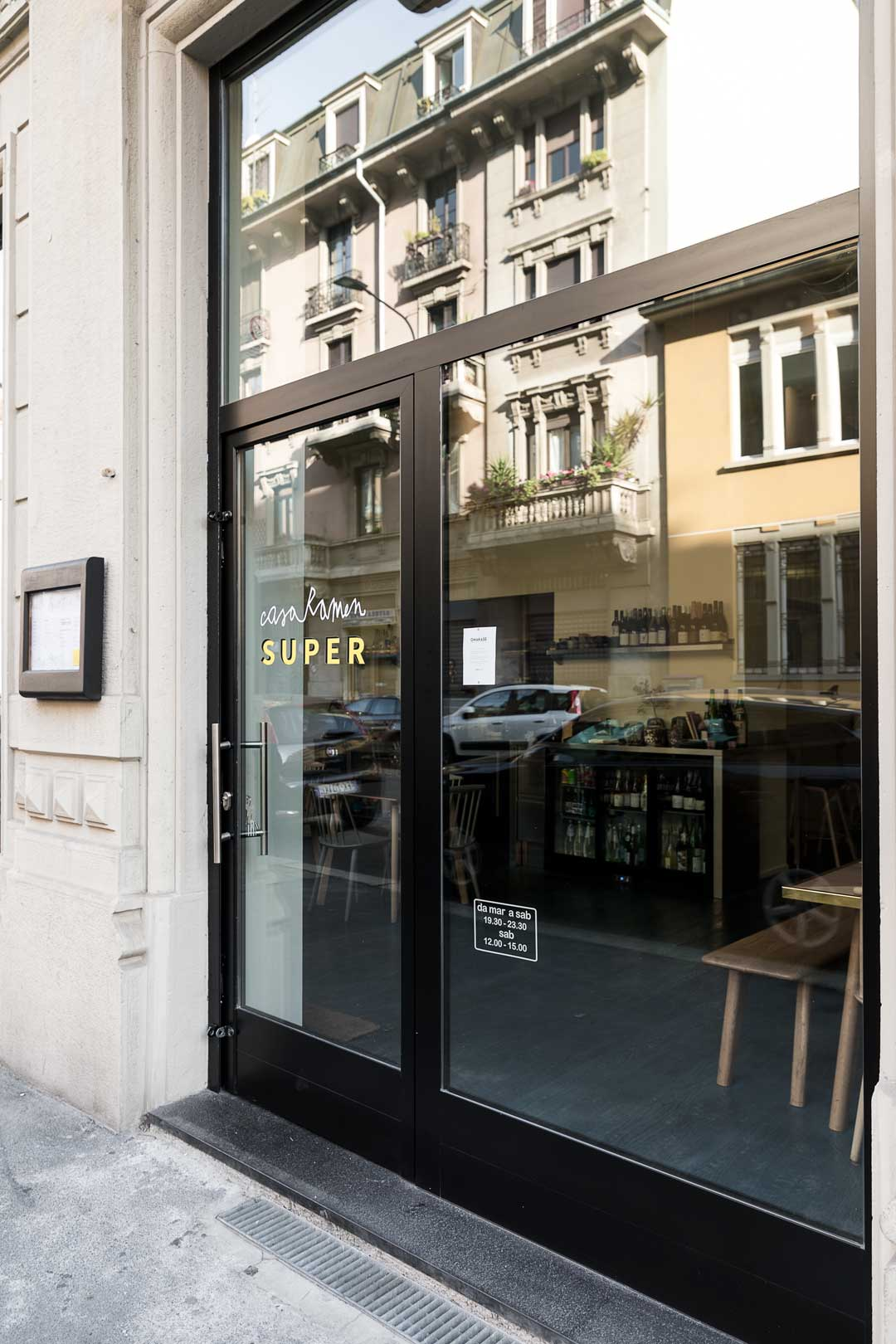 Casa Ramen Super  Flawless Milano  The Lifestyle Guide