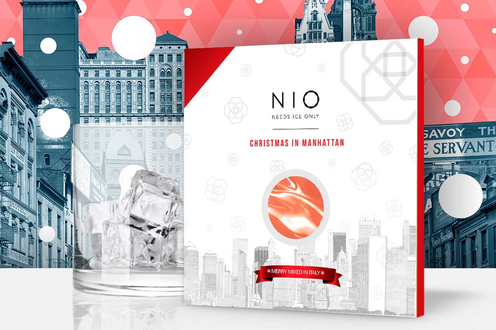 NIO  Needs Ice Only  Flawless Milano  The Lifestyle Guide