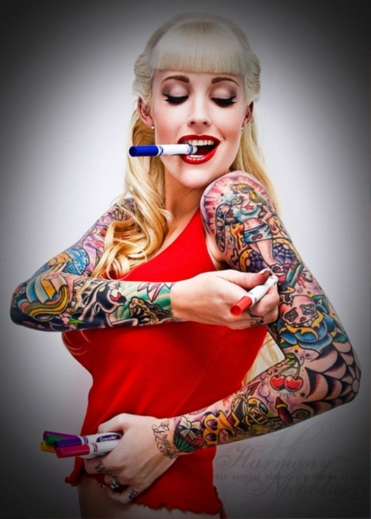 10 Best Arm Tattoos For Women In 2016 Flawssy