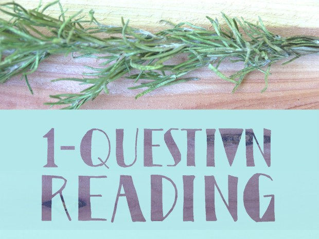 one-question reading