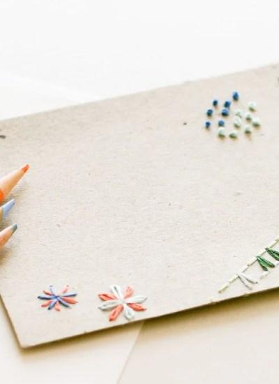 Design*Sponge Best of DIY: Notecards and Stationery