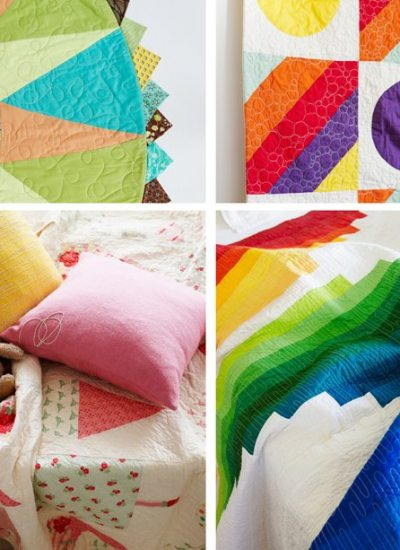 New Series: Sew, You've Always Wanted To Quilt . . .