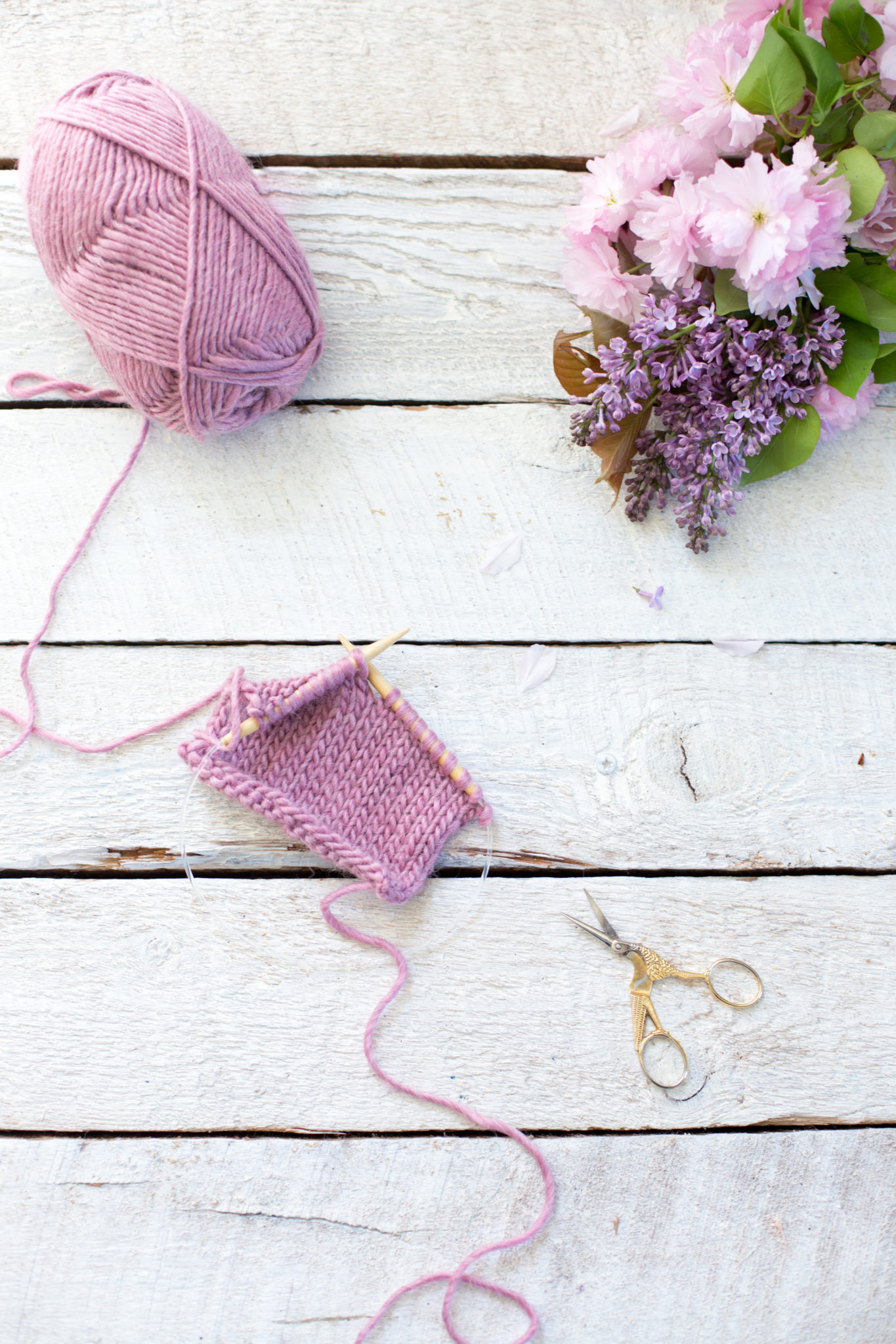 Fixing Common Knitting Mistakes Flax Twine