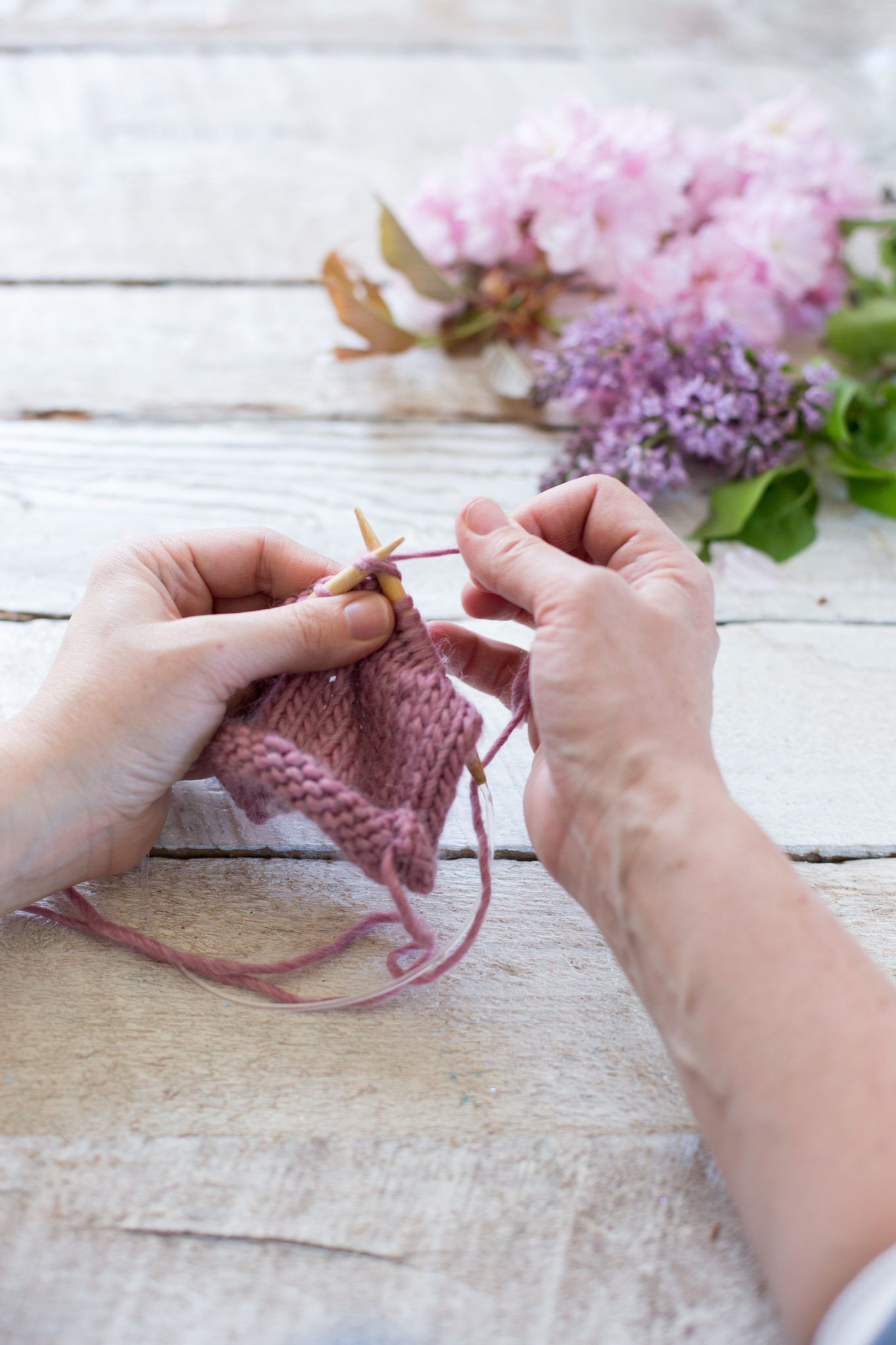 Removing Extra Stitches Knitting : Fixing Common Knitting Mistakes - Flax & Twine
