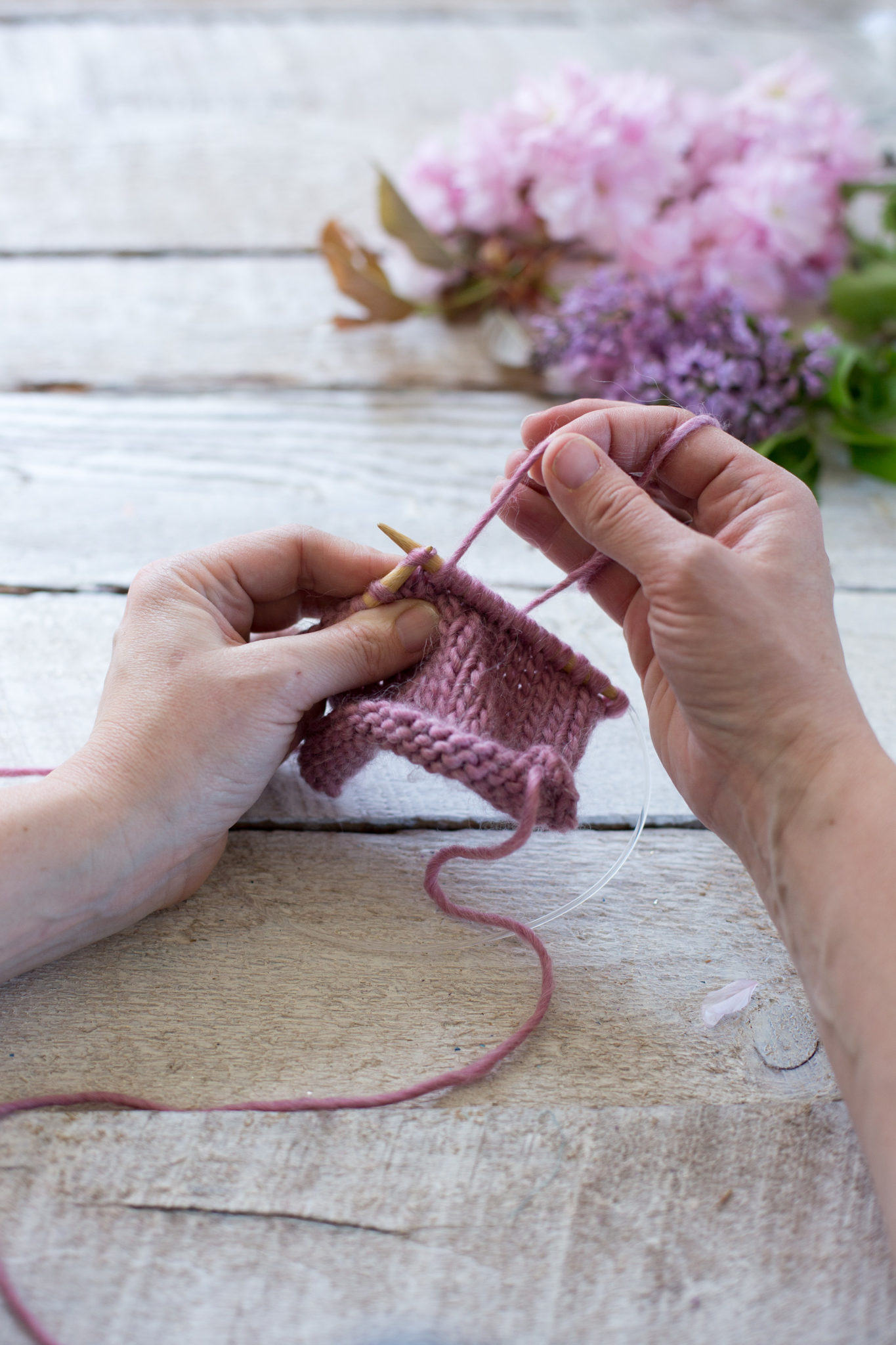 Fixing Common Knitting Mistakes - Flax & Twine