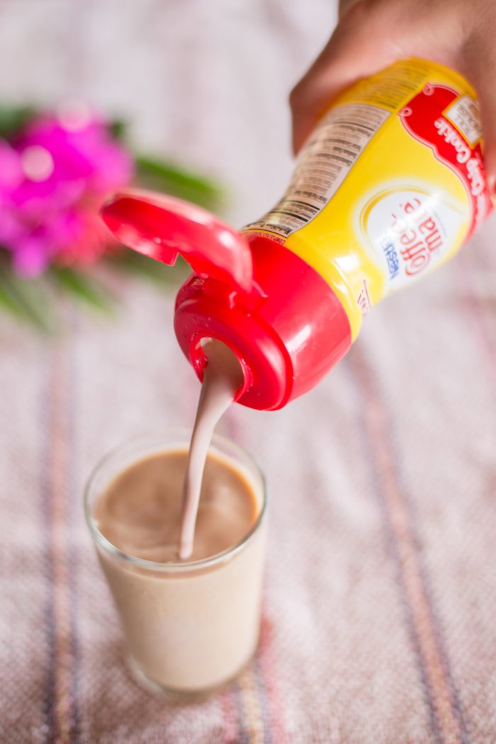 DIY Chocolate Chip Cookie Coffee Smoothy