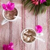DIY Chocolate Chip Cookie Coffee Smoothy