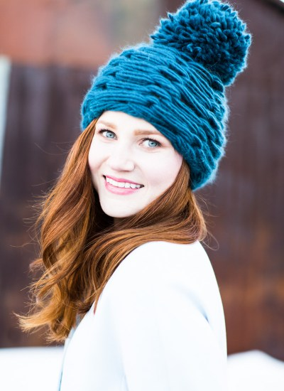 Knitting Without Needles: Get Arm Knitting Video Tutorial and 2 Bonus Patterns with Pre-Order