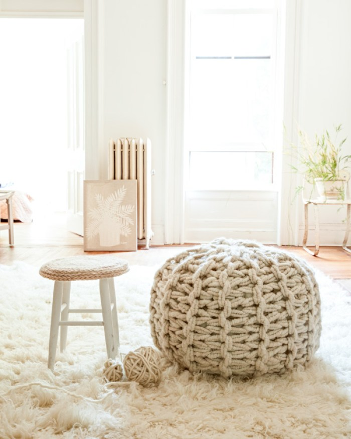 pouf and stool-2