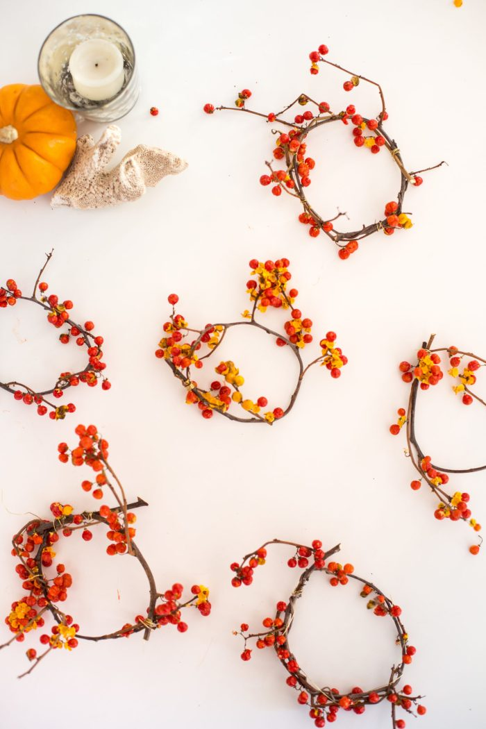 Holiday Wreath How To