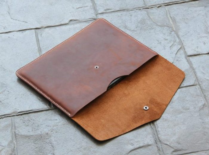 Felt and Leather Laptop Cases to make you swoon