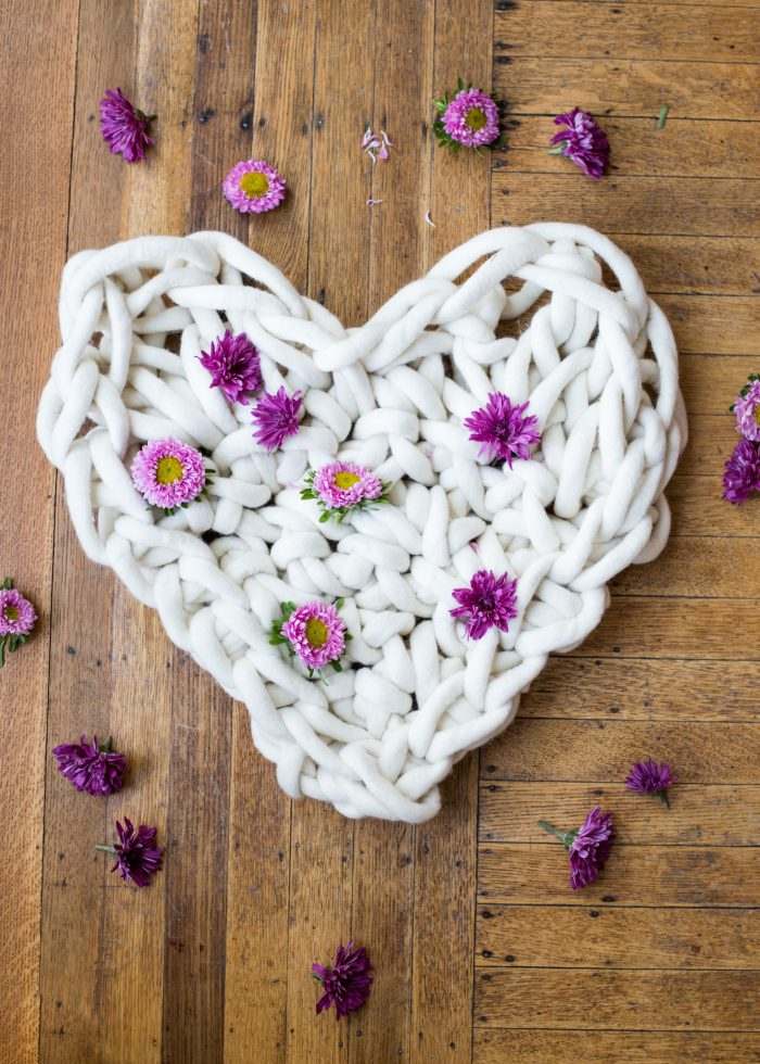 Crochet Heart Make-4267