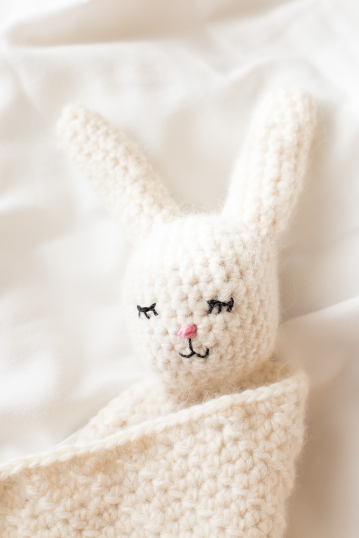 Easter Craft Projects - Bunny Knit and Crochet Patterns