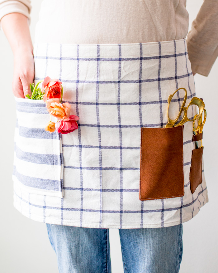 Dishtowel Utility Apron Kits - all you need to make your own!