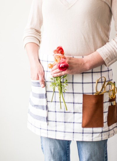 Best Dishtowel Utility Apron Pattern