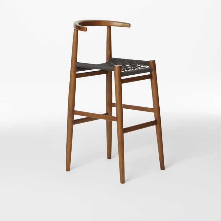 Surprising 10 Best Modern Counter Stools Life On Elm St Flax Twine Caraccident5 Cool Chair Designs And Ideas Caraccident5Info