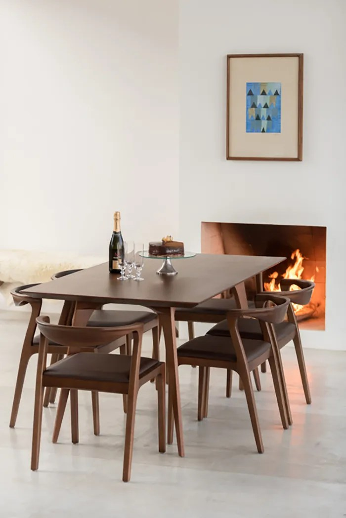 12 Best Modern Dining Tables Life On Elm Street Flax