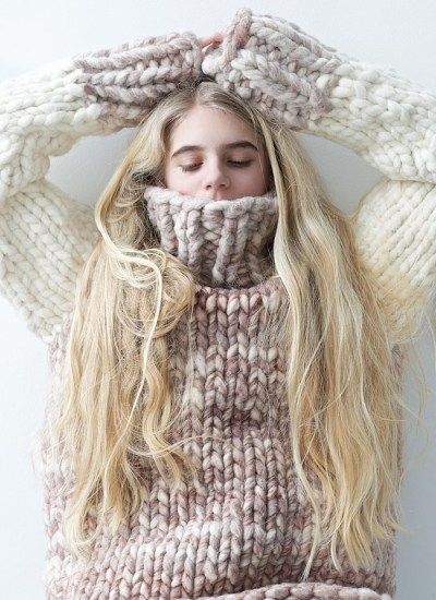 Sweater Weather-12 Best Chunky Knit Sweater Patterns