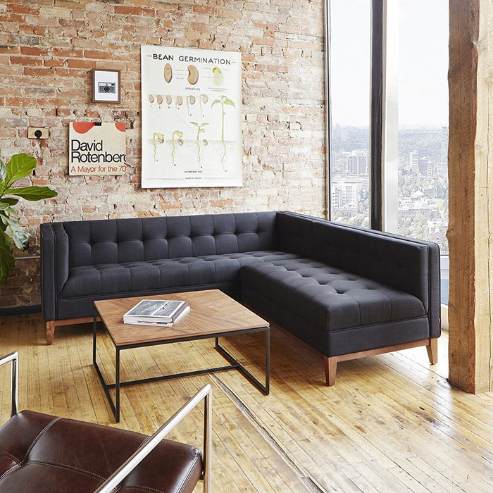 Attractive Only The Best Modern Sofas And Couches
