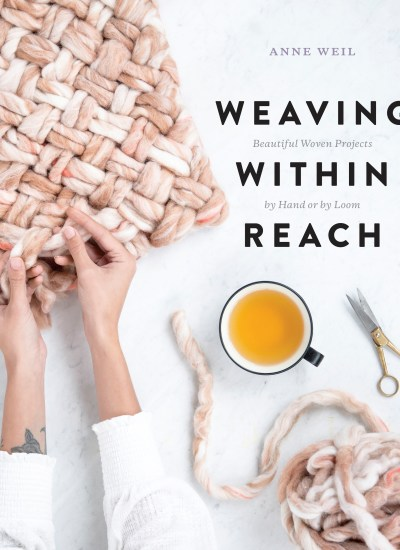 Weaving Within Reach! Available for Pre-Order