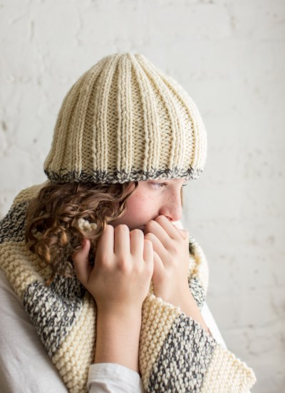 Beginner Knitter Video Series – Scarf, Hat, and Mittens!