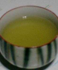 Bowl of Nokcha Organic Green Tea