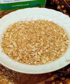 Special gluten-free linseed porridge with Buckwheat & quinoa