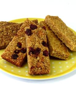 Traditional Flaxjacks pack of 6 - delicious healthy linseed flapjacks