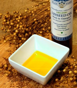Flax Farm cold-pressed linseed oil is completely carb-free