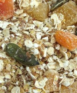 Flax Farm golden linseed muesli