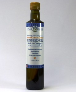 high lignan linseed oil uk