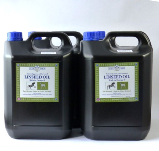 horse linseed oil 5l