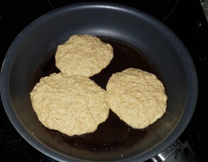 Cheesy drop scones