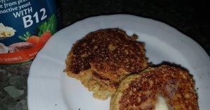 Cheesy bread drop scones