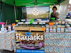 Flax Farm Farmers Markets