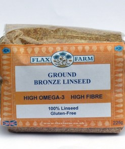 Ground-bronze-linseed 225g