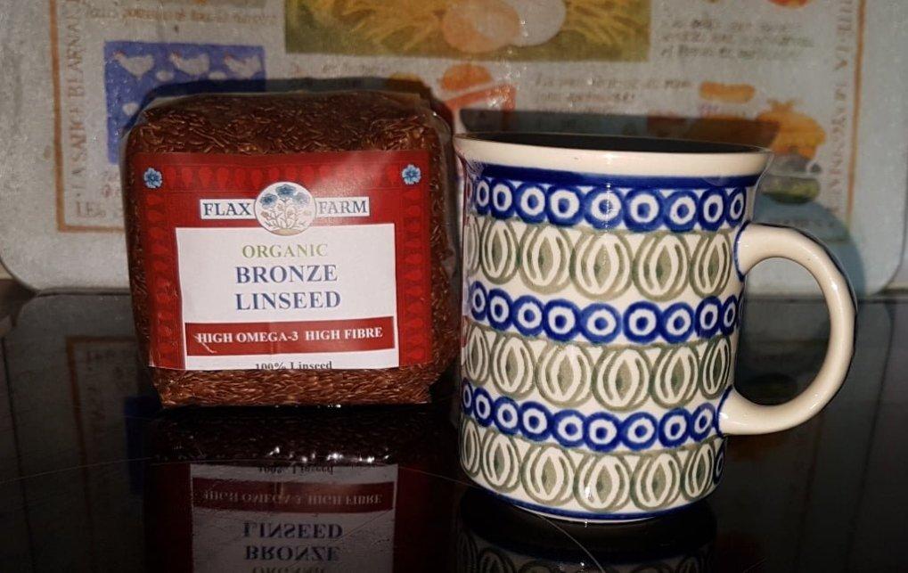 linseed flax tea