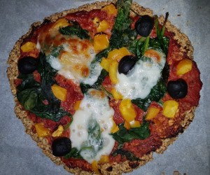 Gluten-free pizza recipe
