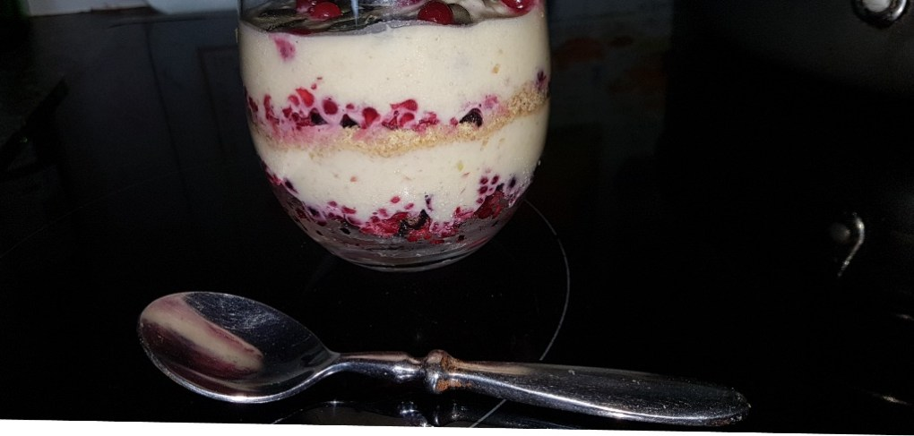 Vegan linseed cream