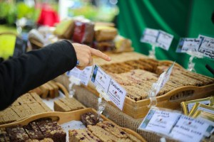 Flaxjacks gluten-free luxuray linseed handmade flapjacks