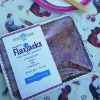 Vegan Gluten-free flapjack Mixed Berry Bake@Home Flaxjacks