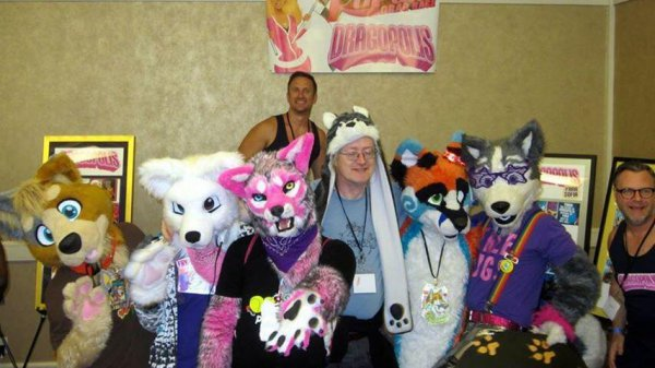 GaymerX Convention A Hit For Furries Gamers Gay And Geek Culture Flayrah