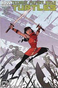 Three Comic Book Reviews Pull List 2 TMNT X Men