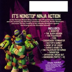 Ninja Turtles Chair Walmart Folding Chairs And Tables Review: 'teenage Mutant Turtles' Ultimate Showdown Dvd, Disc 2 | Flayrah