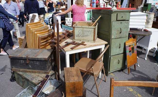 Sunbury Antiques Market Fleamapket The Best Flea Markets