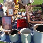 Antiques at Prudhommes Antique Flea Market