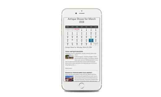 Fleamapket-phone-premium-calendar