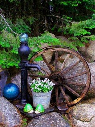 Garden Vignettes