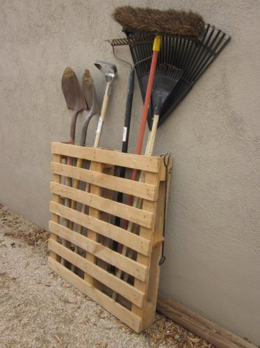 Carmen Whitehead's tool pallet
