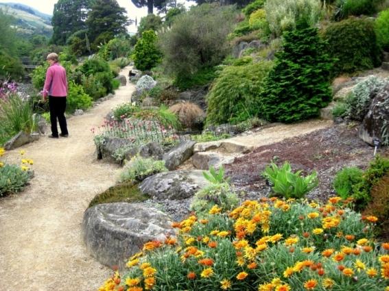 Dunedin Rock Garden